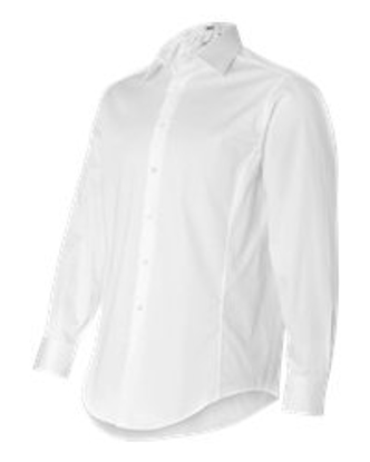 Picture of Calvin Klein Slim Fit Cotton Stretch Shirt - free embroidery